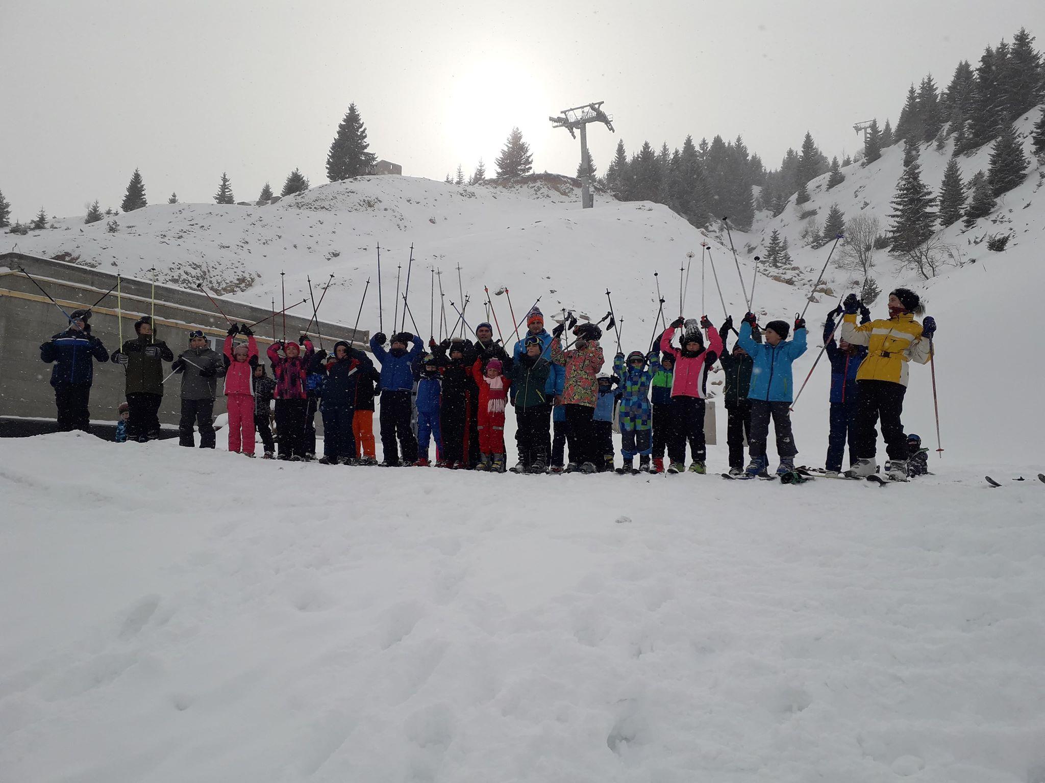Trainings for Winter Season 2019
