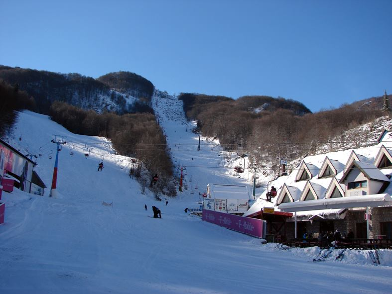 Ski Qendra Mavrovë - Maqedoni
